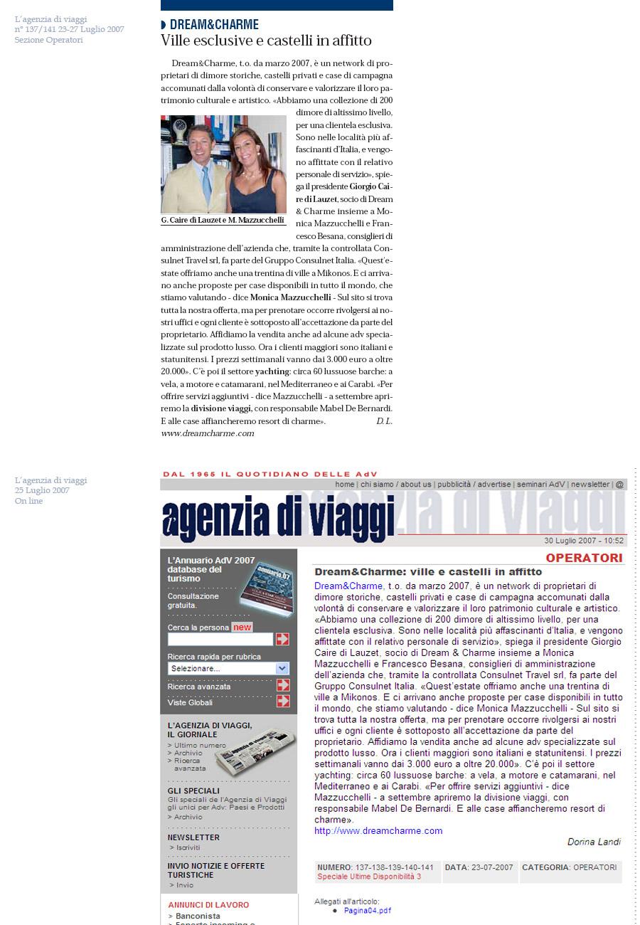 LagenziadiviaggiLuglio-articolo