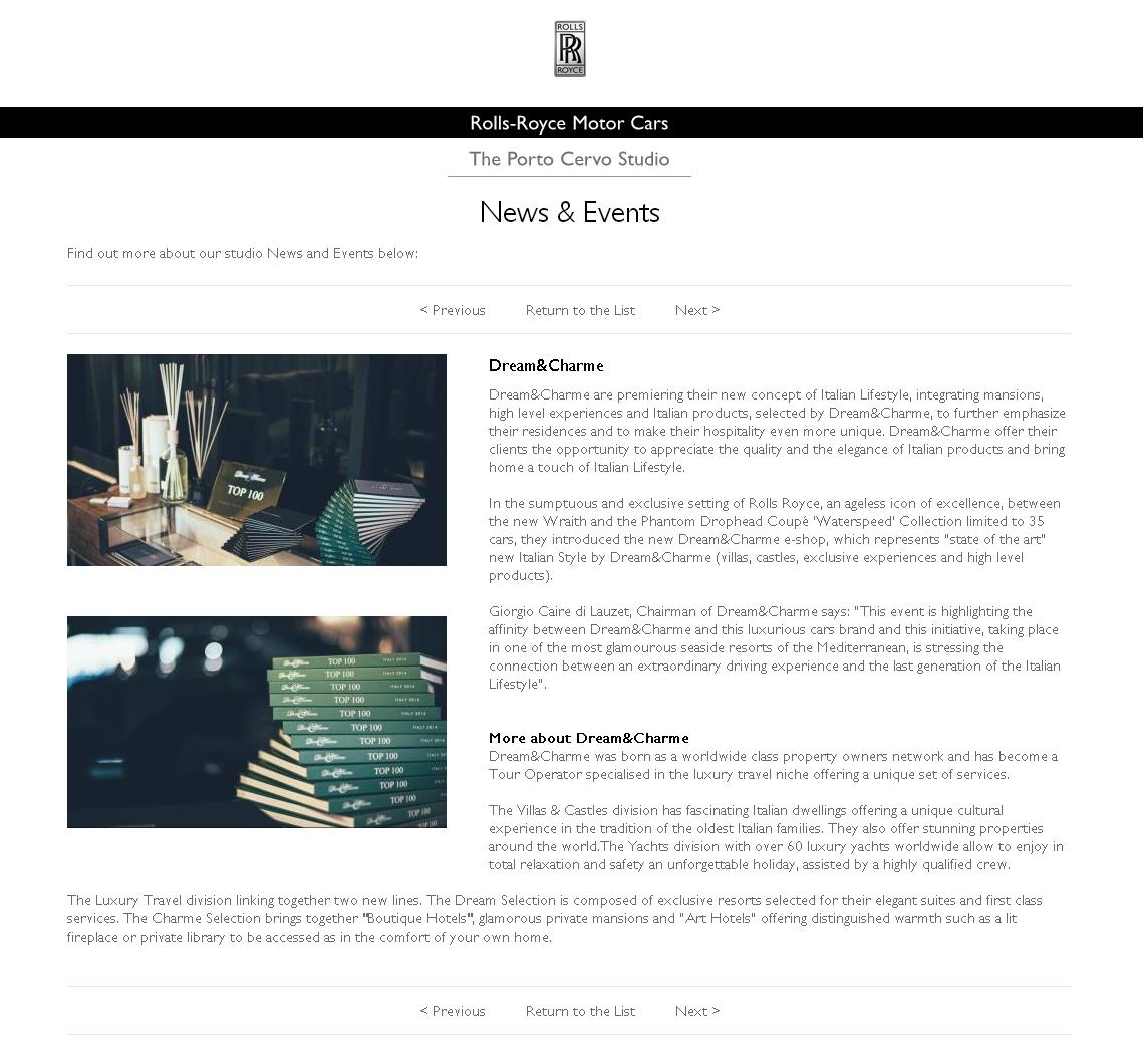 Rolls Royce   Dream   Charme_articolo