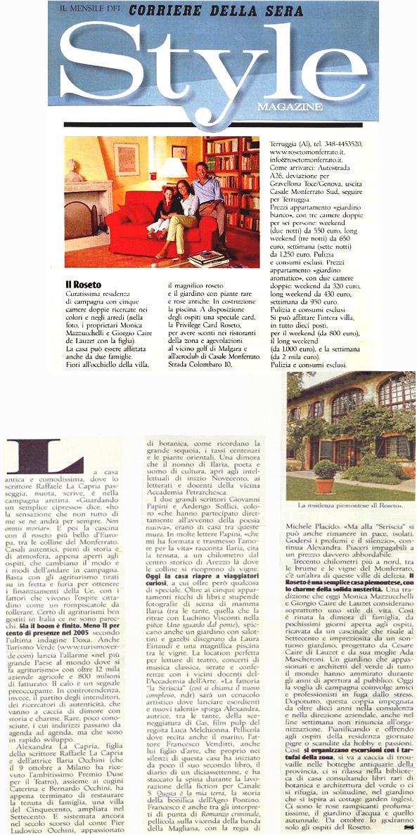 articolo-style
